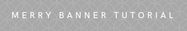 instalink merry banner tutorial