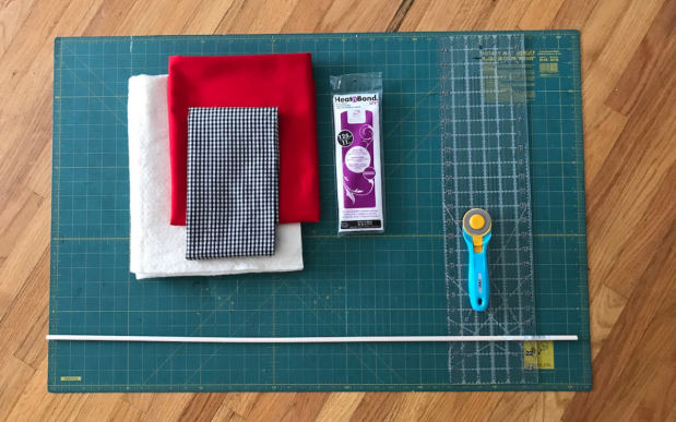 merry banner supplies silhouette tutorial